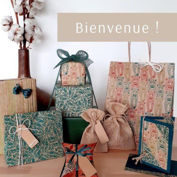 Bienvenue sur notre blog dédié à l'emballage cadeau.