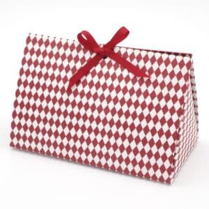 Boîte cadeau Arlequin