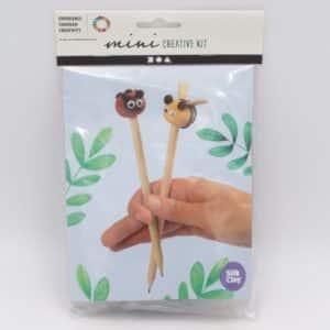 kit créatif pour créer des jolis embouts à crayon