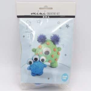 kit créatif pour enfant. 2 jolis petits montres à fabriquer