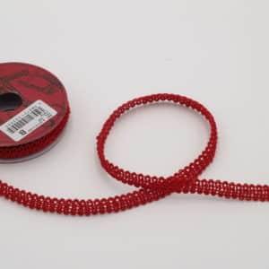 galon robe rouge