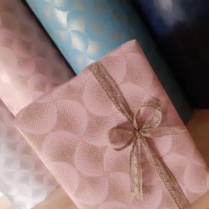 Papier cadeau Luxe