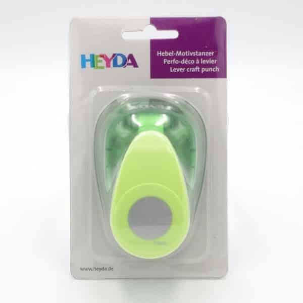 Perforatrice cercle moyenne modèle Heyda